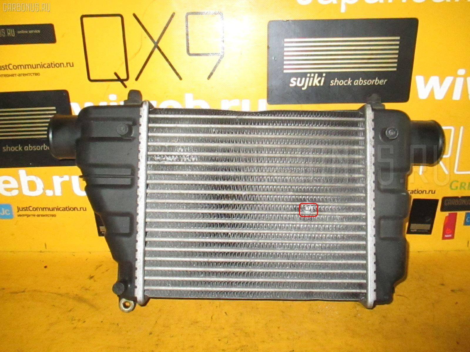 Радиатор интеркулера NISSAN STAGEA NM35 VQ25DET Фото 2