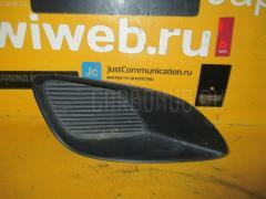 Заглушка в бампер на Toyota Belta NCP96 Фото 2