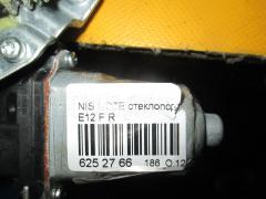 Стеклоподъемный механизм на Nissan Note E12 Фото 2