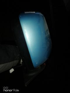 Зеркало двери боковой на Toyota Porte NNP10 Фото 3