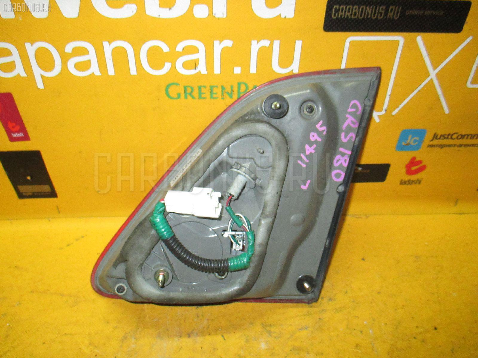 Стоп-планка 30-337 на Toyota Crown GRS180 Фото 1