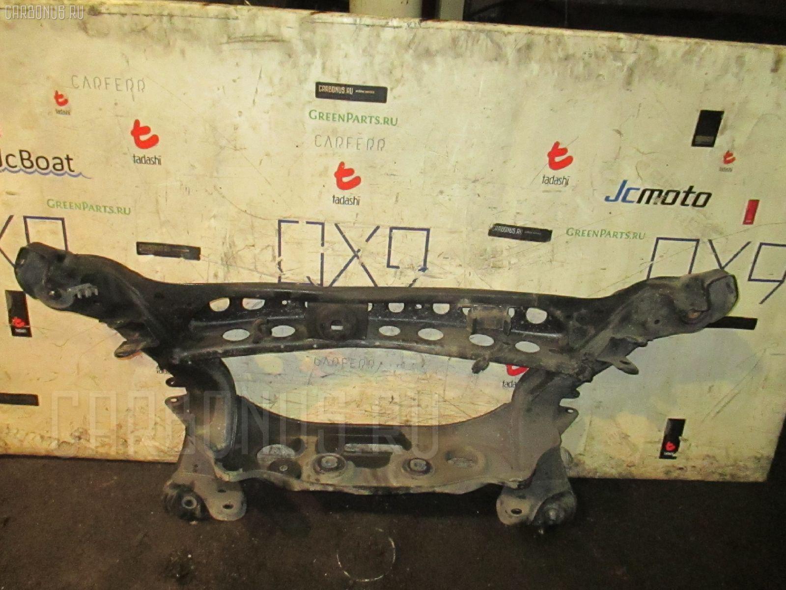 Балка подвески MERCEDES-BENZ E-CLASS W210.065 112.941. Фото 2