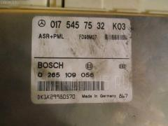 Блок ABS BOSCH A0175457532 на Mercedes-Benz E-Class W210.065 112.941 Фото 3
