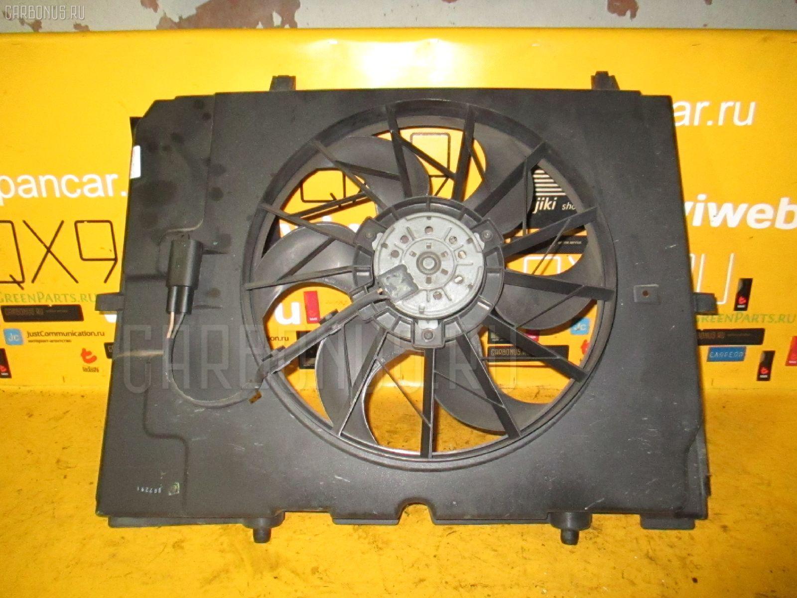 Вентилятор радиатора ДВС MERCEDES-BENZ E-CLASS W210.065 112.941. Фото 1
