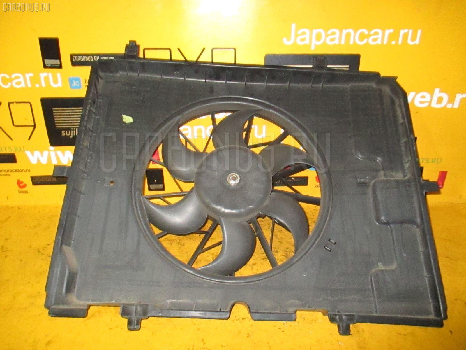 Вентилятор радиатора ДВС MERCEDES-BENZ E-CLASS W210.065 112.941. Фото 2
