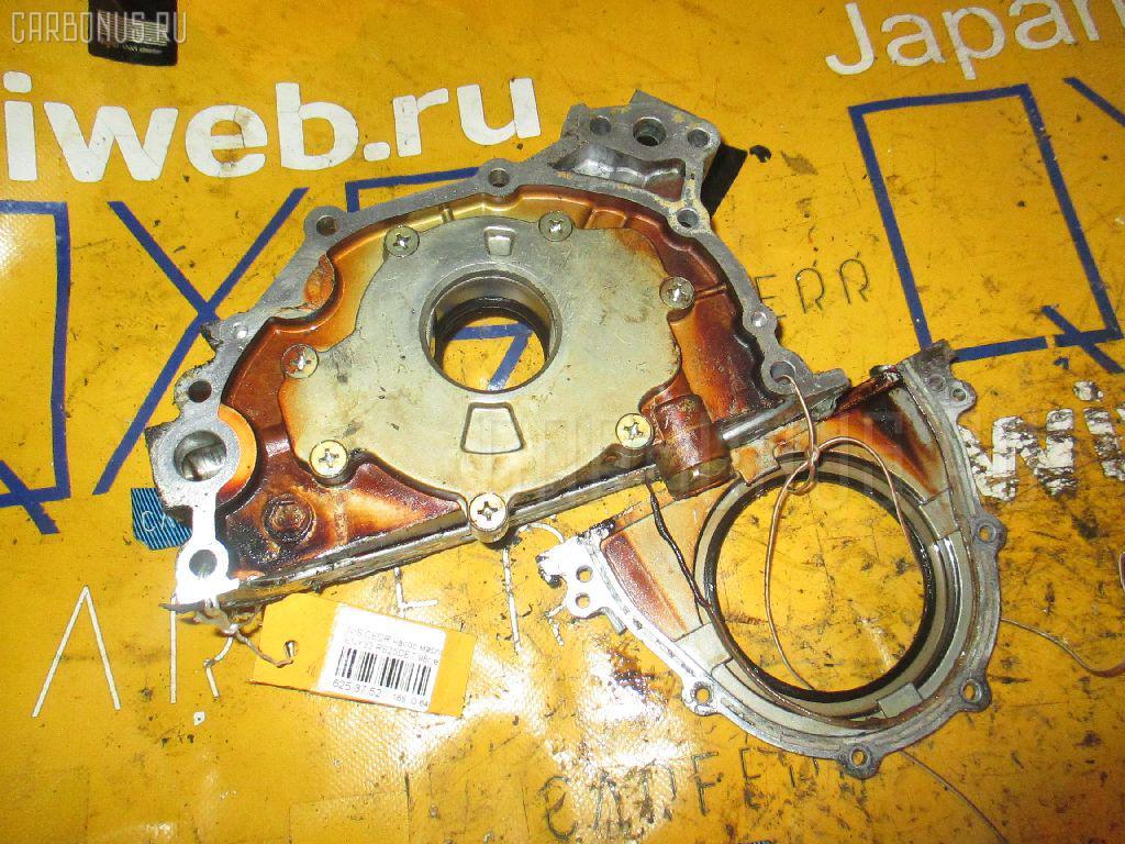 Насос масляный Nissan Cedric ENY33 RB25DET Фото 1
