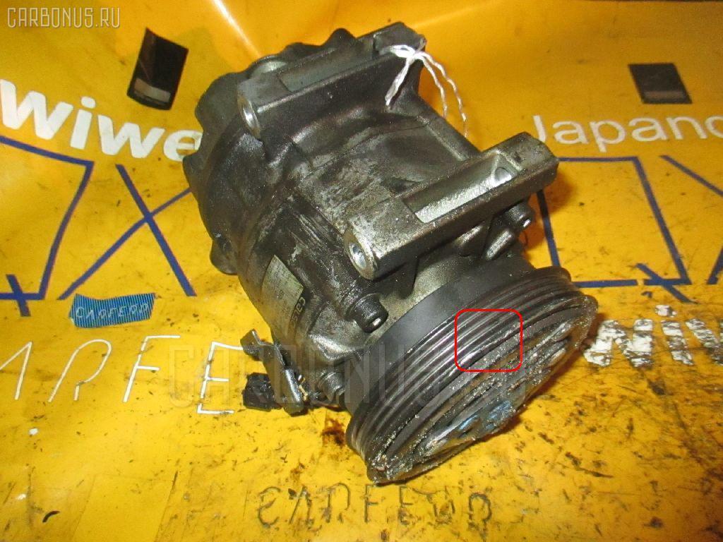 Компрессор кондиционера NISSAN CEDRIC ENY33 RB25DET Фото 3