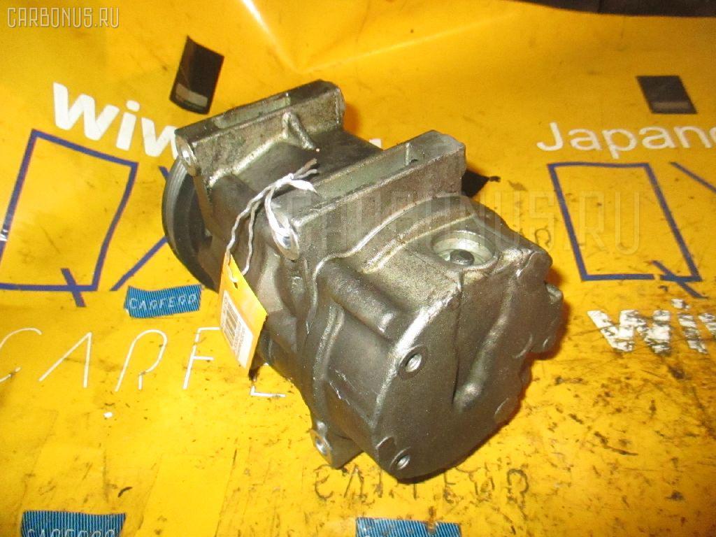 Компрессор кондиционера NISSAN CEDRIC ENY33 RB25DET Фото 4