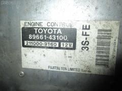 Блок EFI Toyota Crown comfort SXS13Y 3S-FE Фото 3