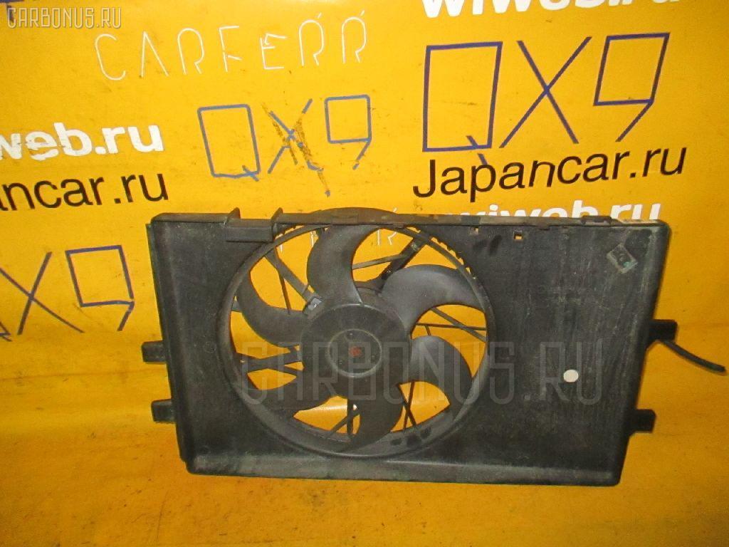 Вентилятор радиатора ДВС MERCEDES-BENZ A-CLASS W168.033 166.960. Фото 9