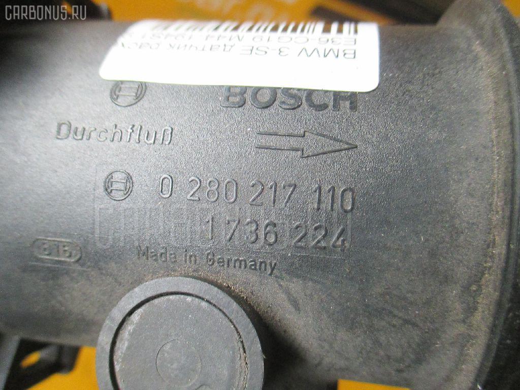 Датчик расхода воздуха BMW 3-SERIES E36-CG19 M44-194S1. Фото 6