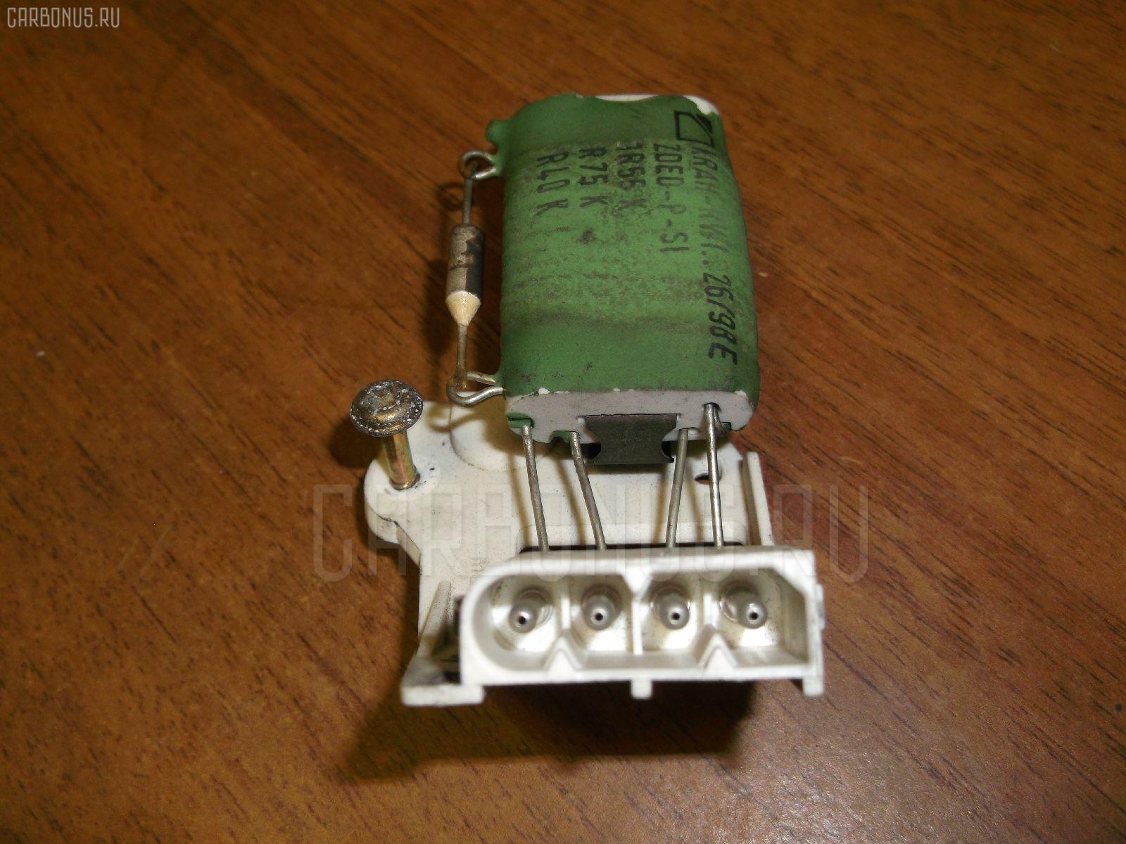 Регулятор скорости мотора отопителя BMW 3-SERIES E36-CG19 M44-194S1 Фото 3