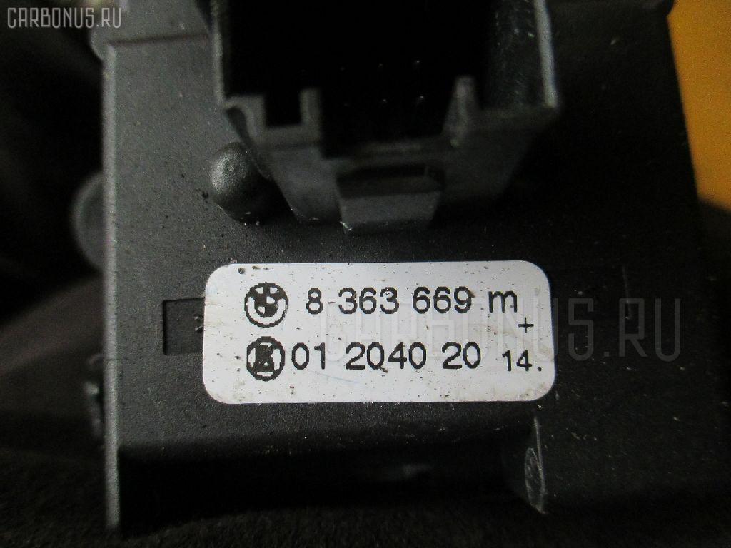 Переключатель стеклоочистителей BMW 3-SERIES E46-AX52 Фото 1
