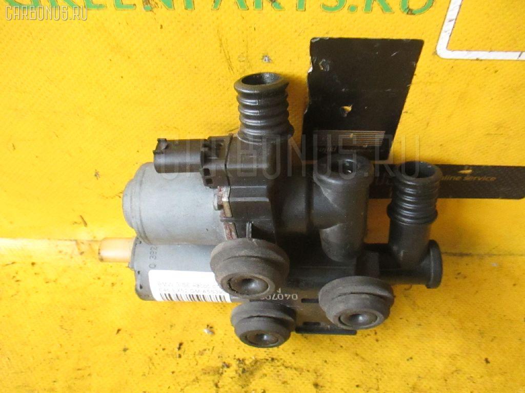 Клапан отопителя BMW 3-SERIES E46-AT18 N42-B18A. Фото 4