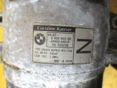 Компрессор кондиционера BMW 3-SERIES E46-EX52 N46B20A Фото 1