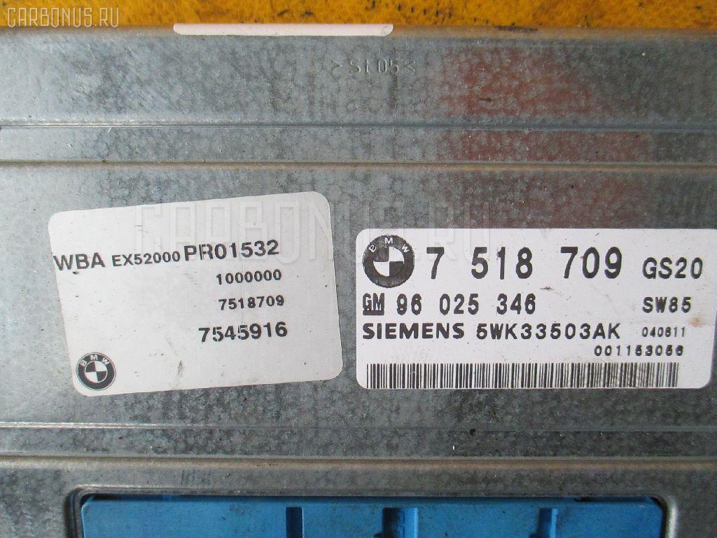 Блок управления АКПП Bmw 3-series E46-EX52 N46B20A Фото 1
