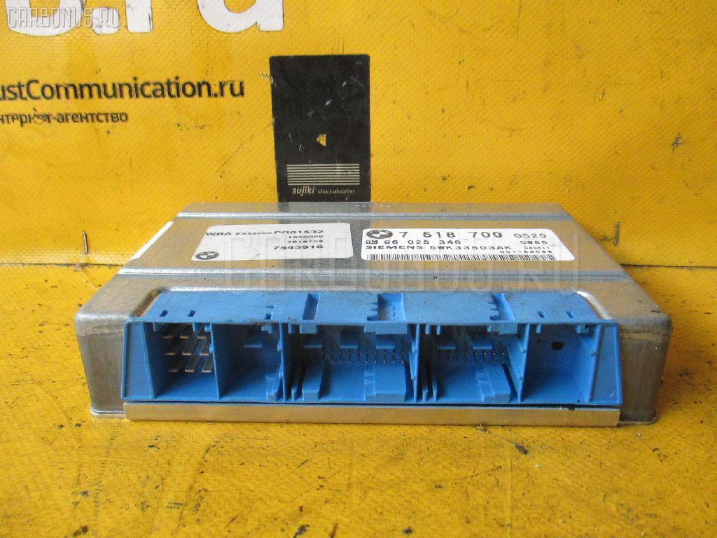Блок управления АКПП BMW 3-SERIES E46-EX52 N46B20A Фото 2