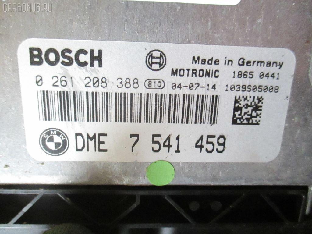Блок EFI BMW 3-SERIES E46-EX52 N46B20A Фото 1