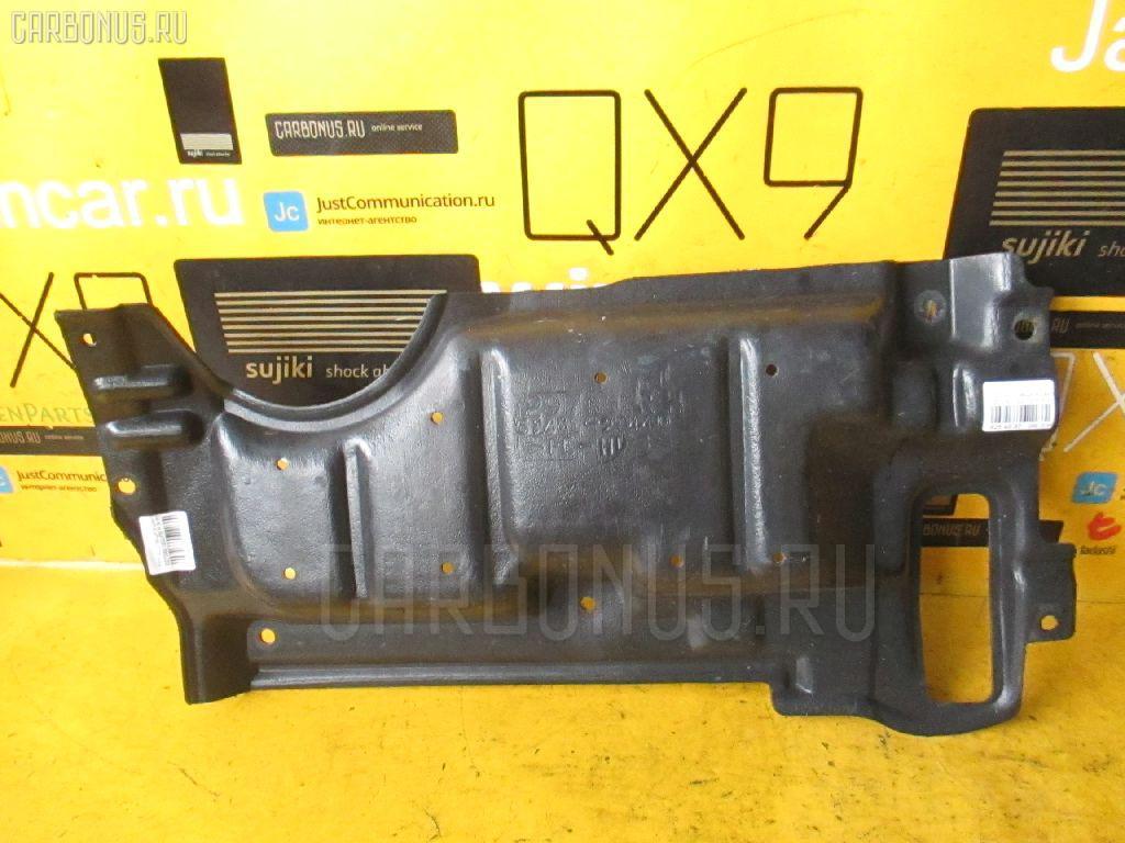 Защита двигателя TOYOTA PREMIO ZZT240 1ZZ-FE. Фото 6