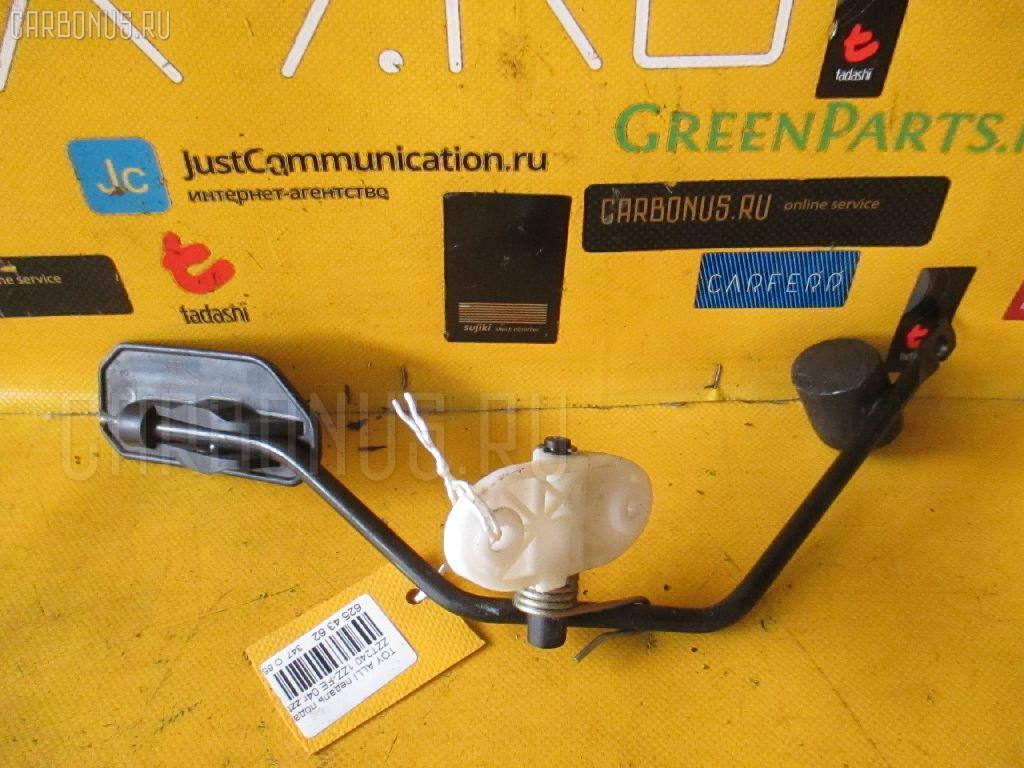 Педаль подачи топлива TOYOTA ALLION ZZT240 1ZZ-FE Фото 1