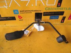 Педаль подачи топлива Toyota Allion ZZT240 1ZZ-FE Фото 2