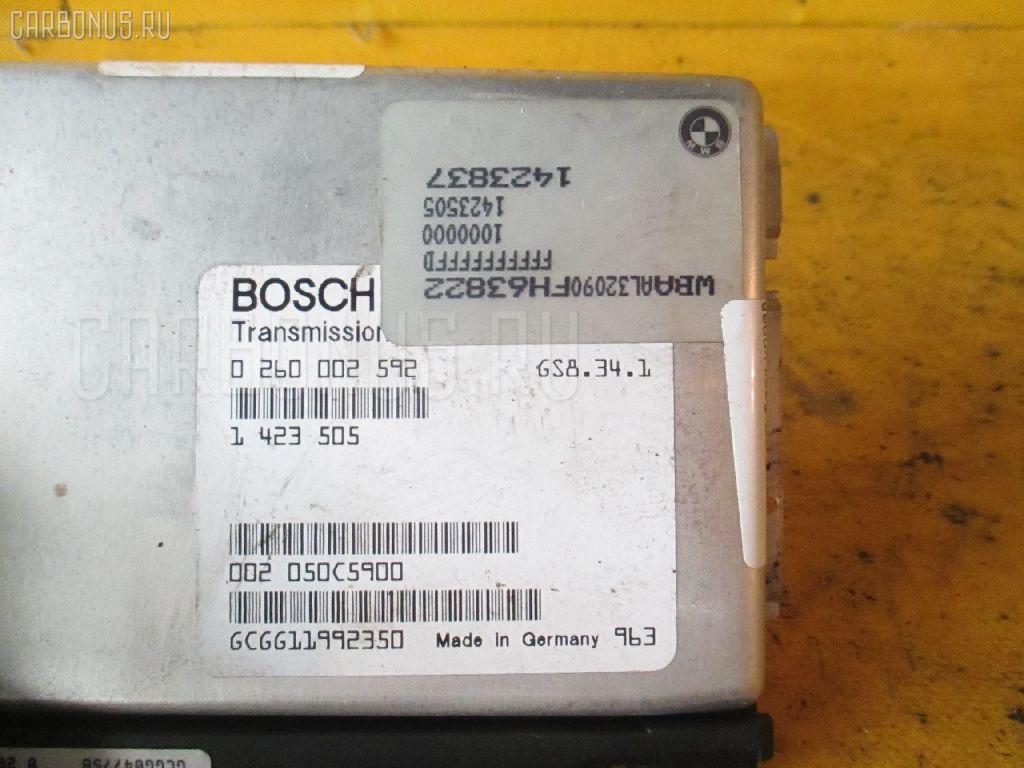 Блок управления АКПП BMW 3-SERIES E46-AL32 M43-194E1 Фото 1