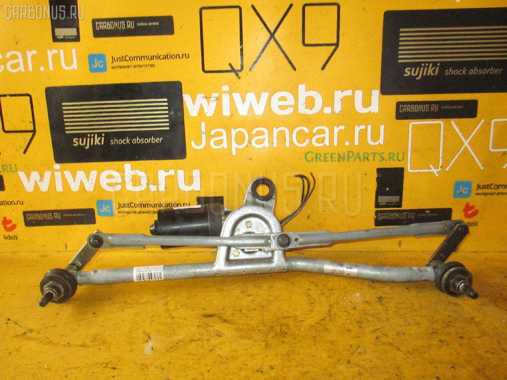 Мотор привода дворников BMW 3-SERIES E46-AL32 Фото 4