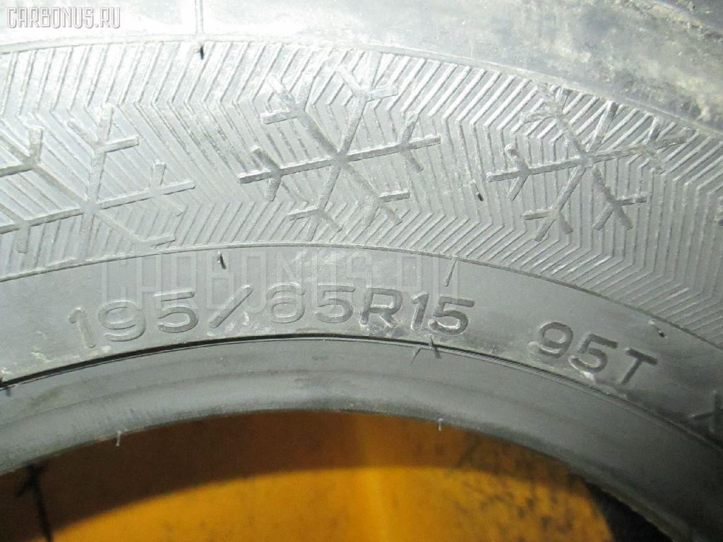Автошина легковая зимняя SW-7 195/65R15 NANKANG Фото 1