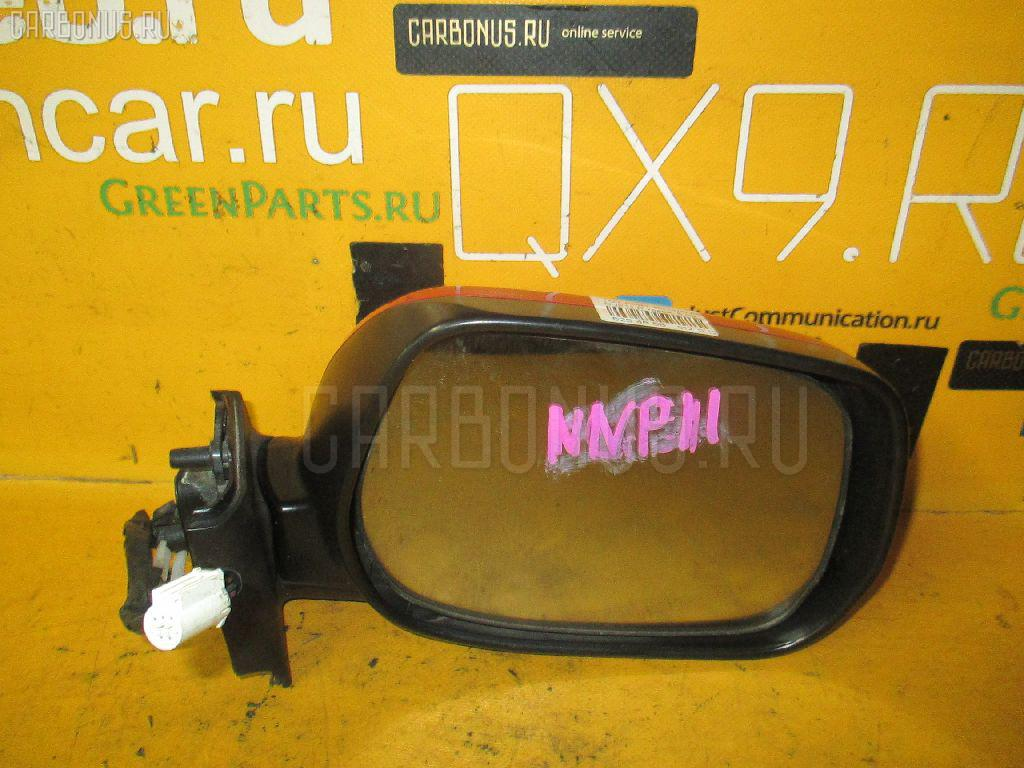 Зеркало двери боковой Toyota Porte NNP11 Фото 1