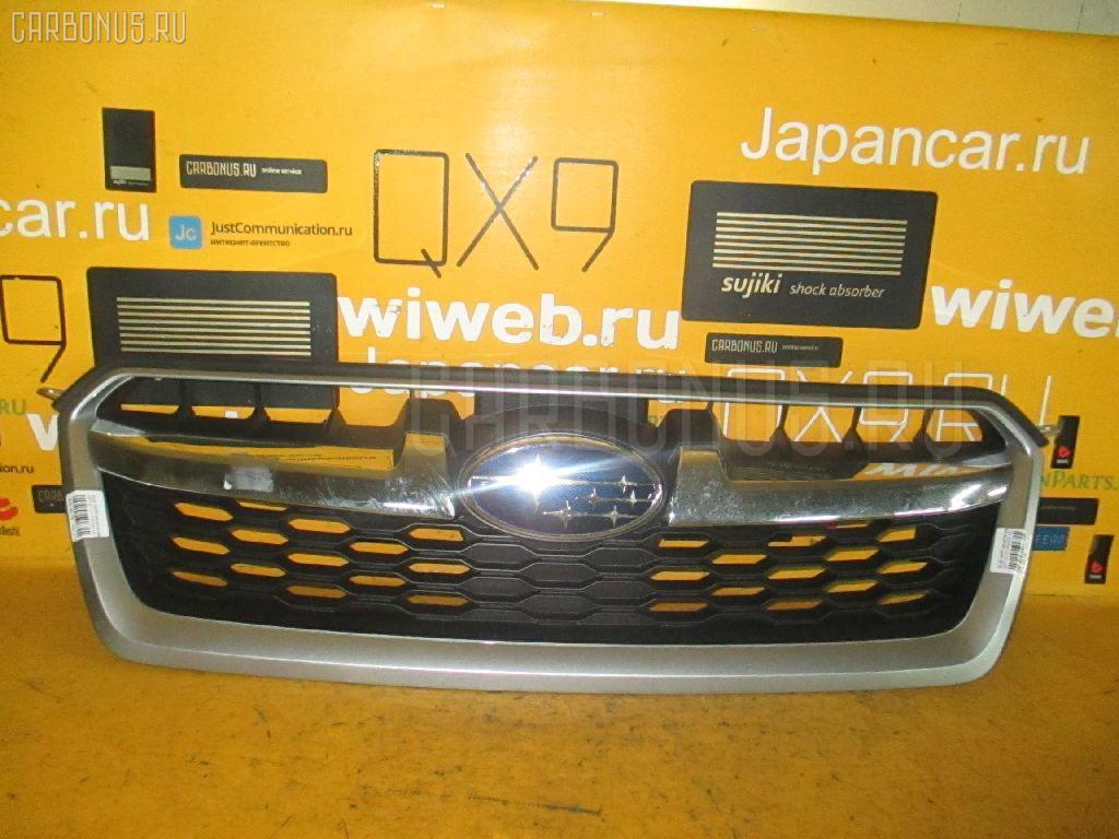 Решетка радиатора SUBARU IMPREZA GP7 Фото 1