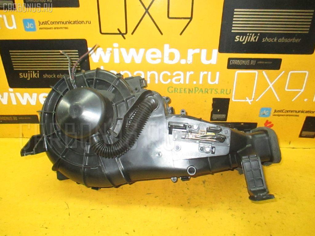 Мотор печки SUBARU IMPREZA WRX GDB Фото 1