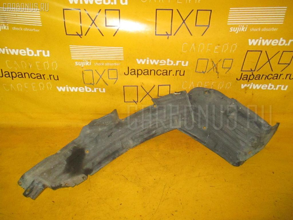Подкрылок NISSAN TEANA J31 VQ23DE. Фото 6