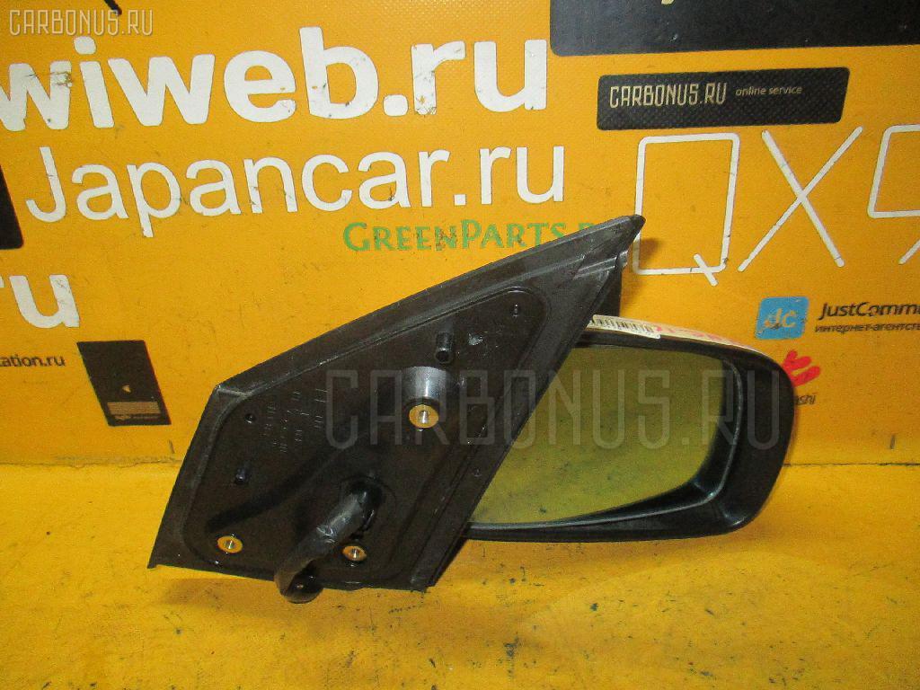 Зеркало двери боковой TOYOTA PASSO QNC10. Фото 11
