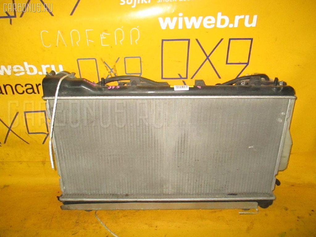 Радиатор ДВС SUBARU FORESTER SF5 EJ205. Фото 7