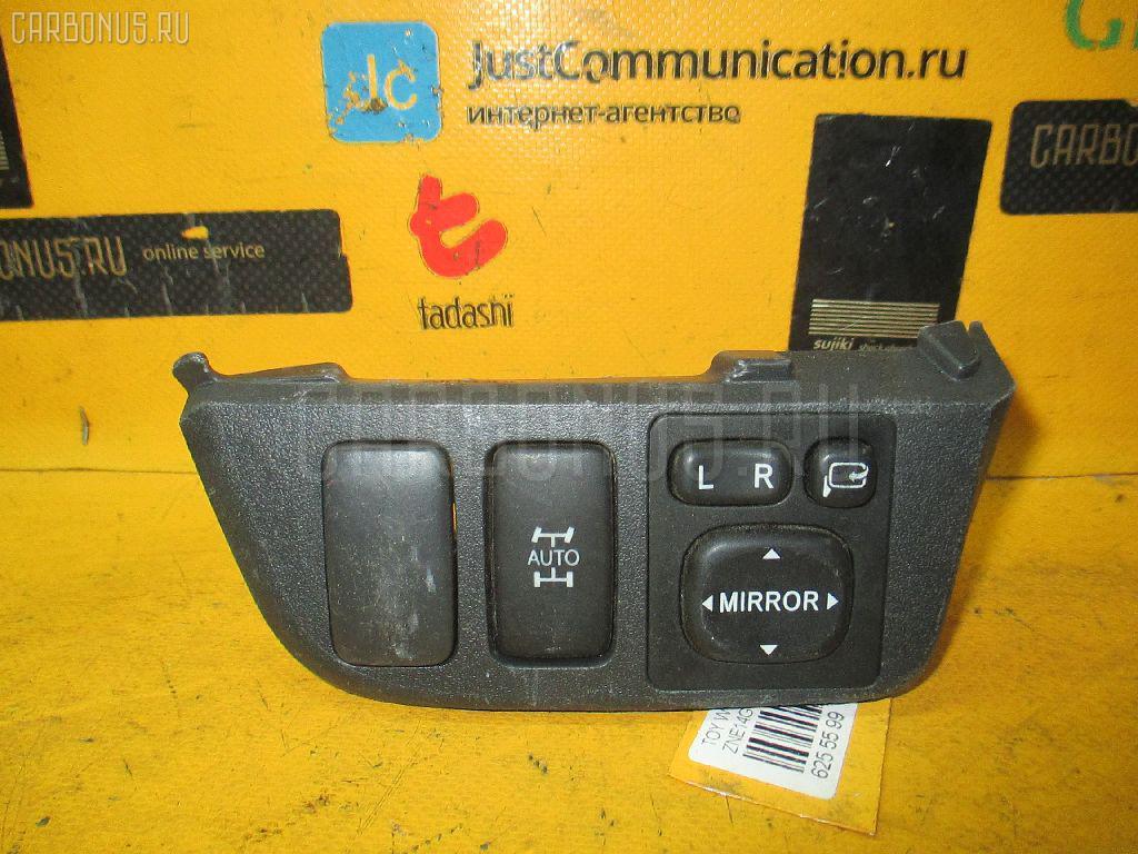 Блок управления зеркалами TOYOTA WISH ZNE14G. Фото 3