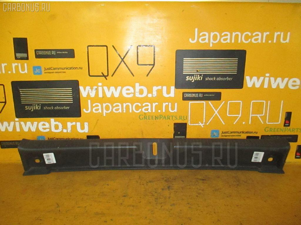 Обшивка багажника TOYOTA ALLEX NZE121 Фото 1