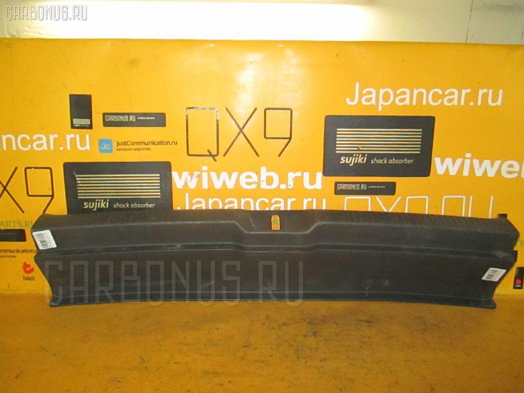 Обшивка багажника Toyota Wish ZNE10G Фото 1