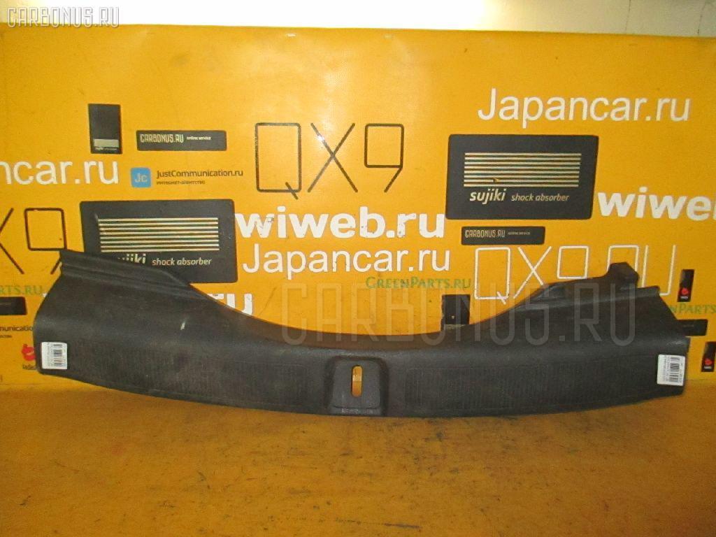 Обшивка багажника HONDA EDIX BE1 Фото 1