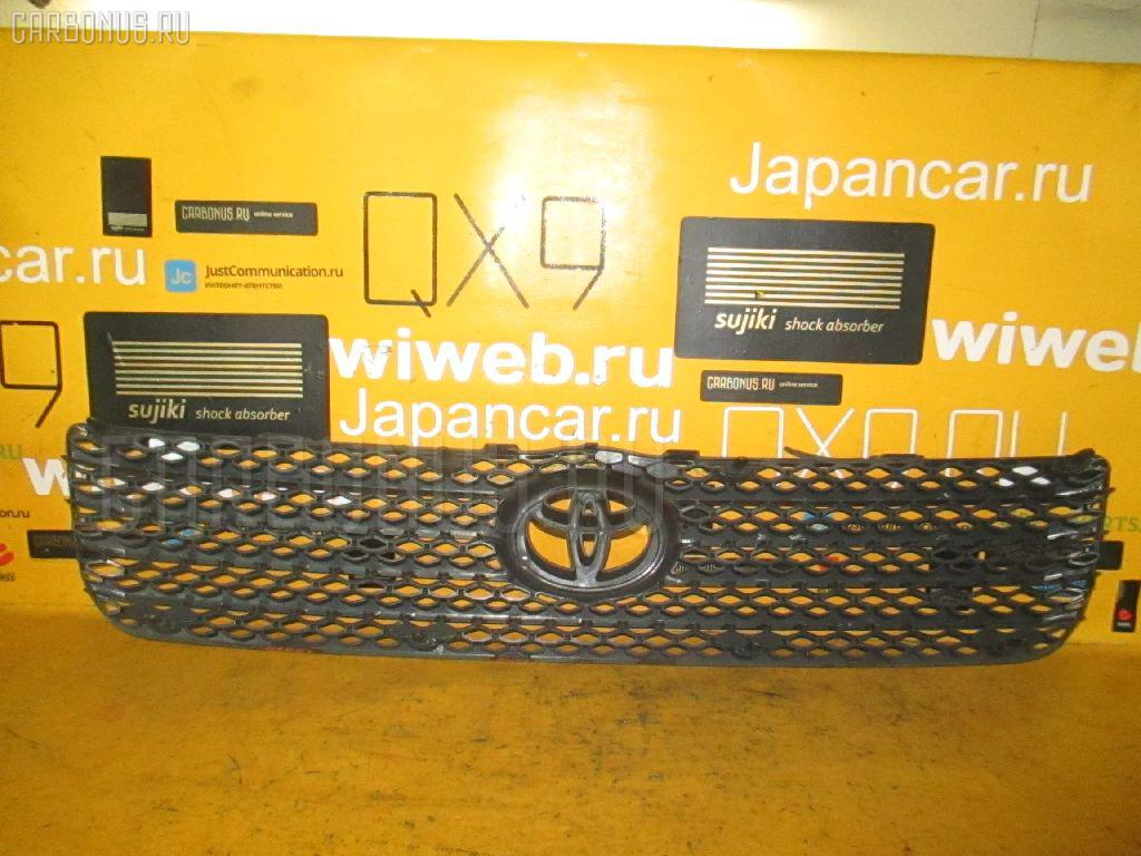 Решетка радиатора TOYOTA SUCCEED NCP51G. Фото 10