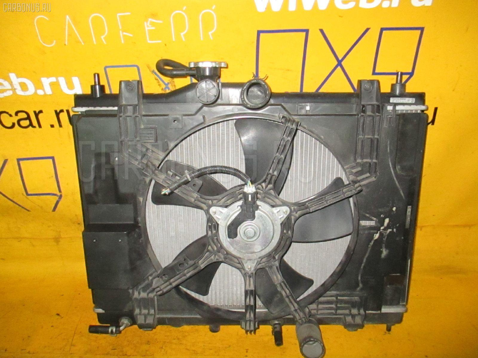 Радиатор ДВС NISSAN BLUEBIRD SYLPHY G11 HR15DE Фото 1