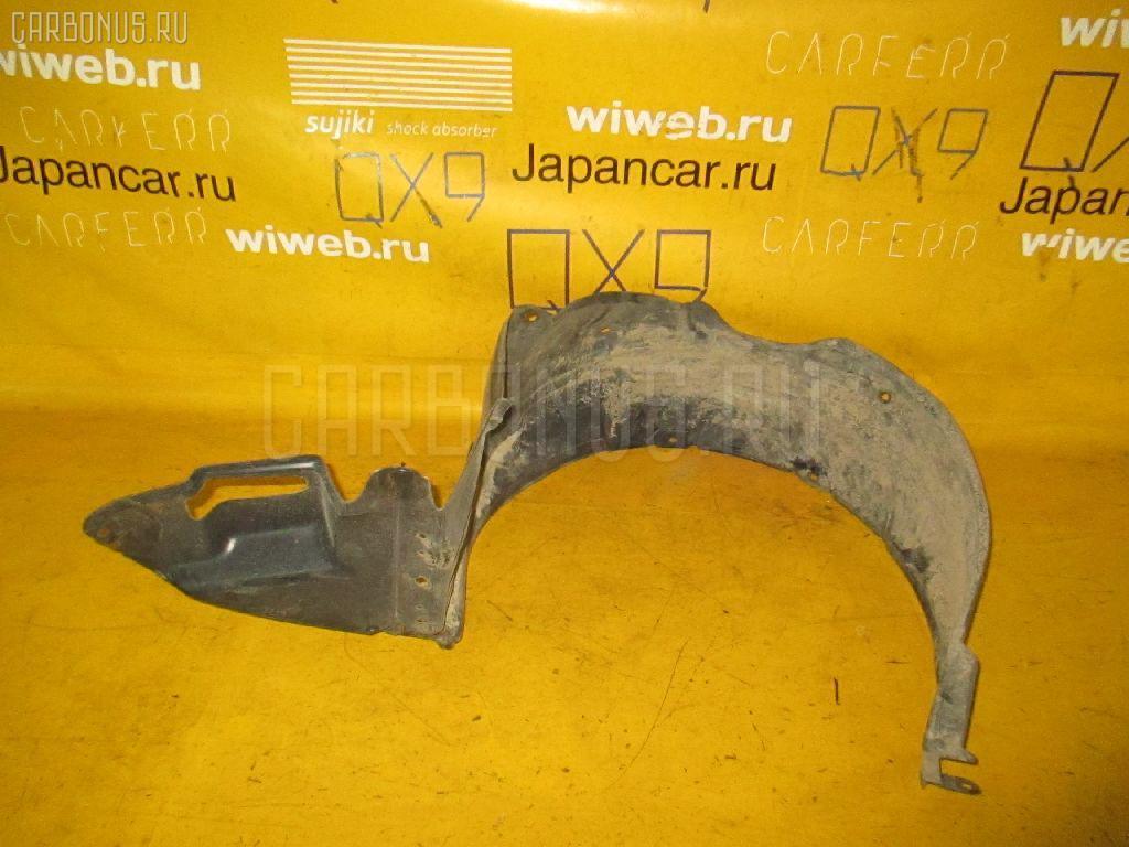 Подкрылок TOYOTA ALLEX NZE121 1NZ-FE. Фото 3