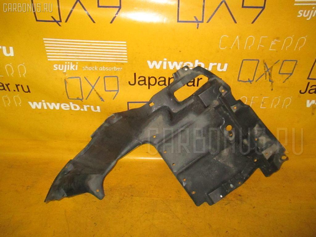 Защита двигателя TOYOTA WISH ZNE14G 1ZZ-FE Фото 1