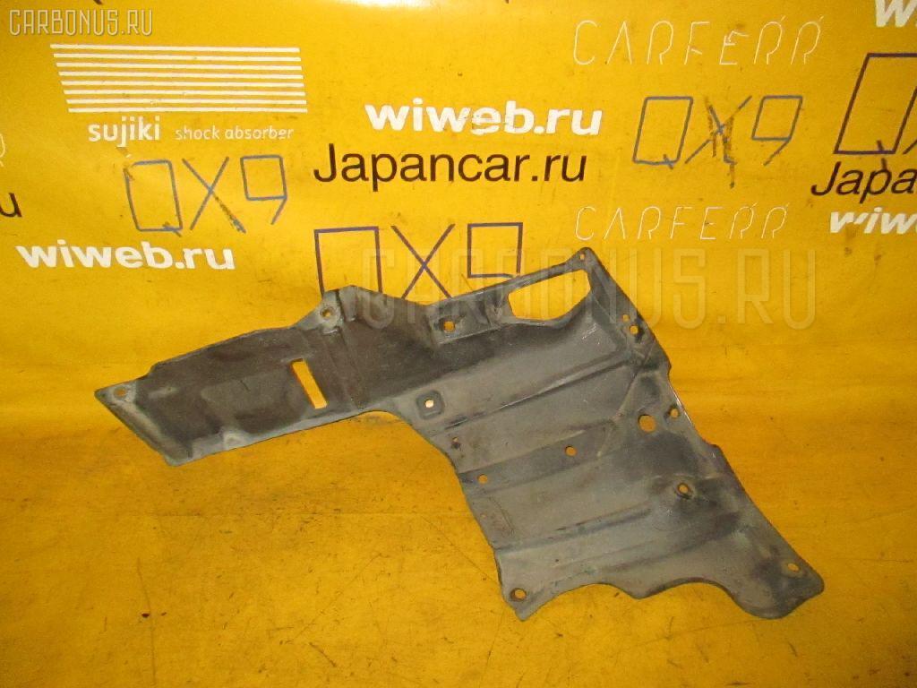 Защита двигателя TOYOTA CARINA AT191 7A-FE. Фото 1