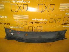 Решетка под лобовое стекло Nissan Note E11 Фото 1