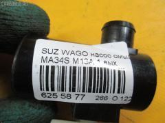 Насос омывателя стекла SUZUKI WAGON R SOLIO MA34S M13A Фото 2