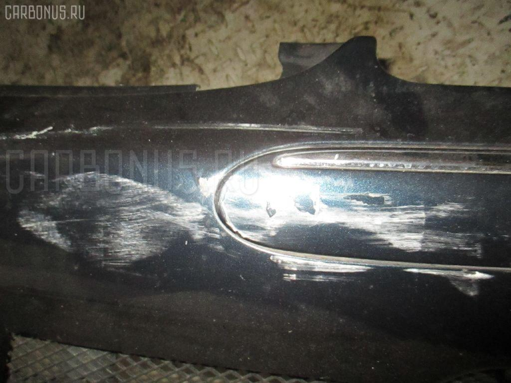 Бампер MERCEDES-BENZ S-CLASS W220.075 Фото 1