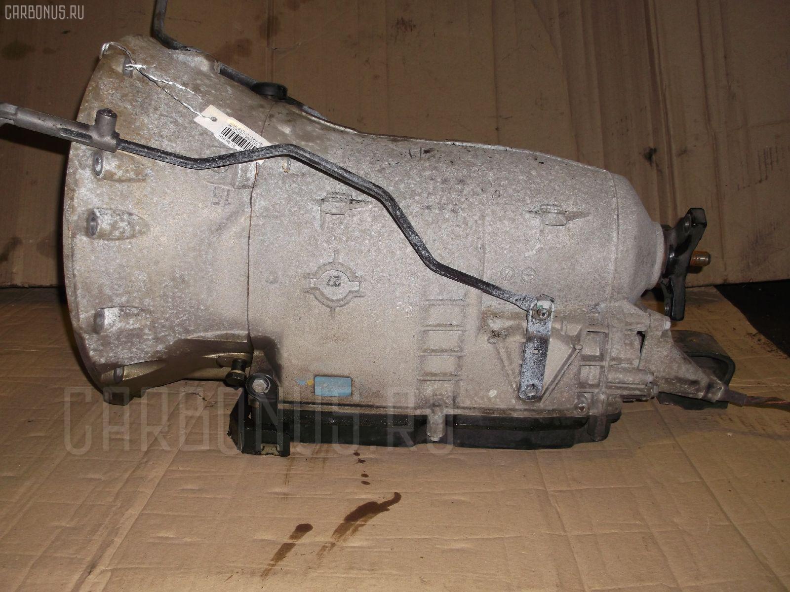 КПП автоматическая Mercedes-benz S-class W220.075 113.960 Фото 1