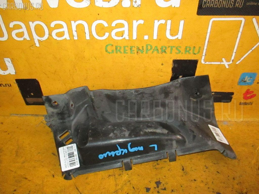 Защита двигателя MERCEDES-BENZ S-CLASS W220.075 113.960 Фото 1