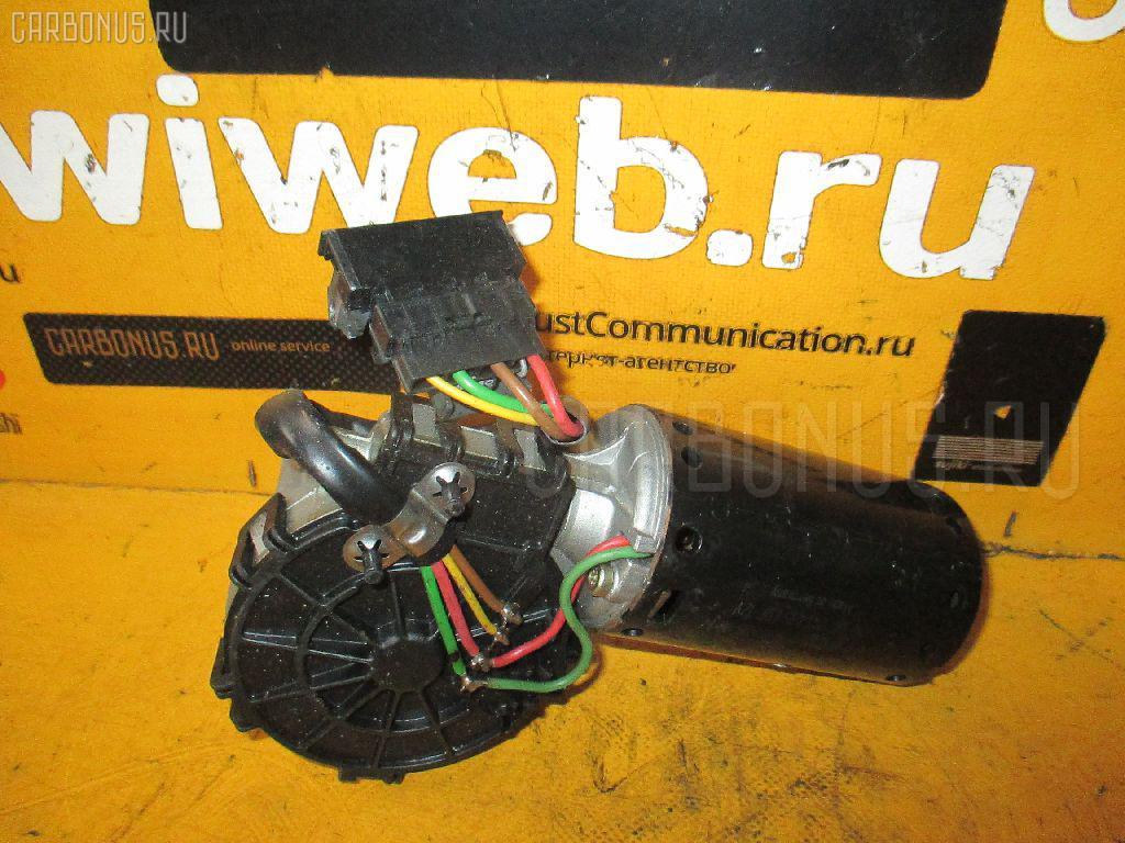Мотор привода дворников MERCEDES-BENZ S-CLASS W220.075 Фото 2