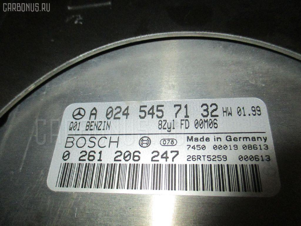 Блок EFI MERCEDES-BENZ S-CLASS W220.075 113.960 Фото 2